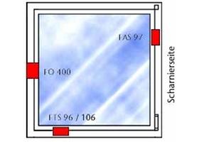 Fenstersicherung abus fts 96 - Fenstersicherungen gegen aufhebeln ...
